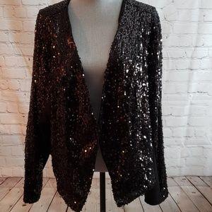 Torrid Sequin Jacket Sz3 (22/24)